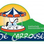 Logo voor 'De Carrousel' (= 1 van  24 basisscholen)