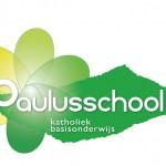 Logo voor de 'Paulusschool' (= 1 van  24 basisscholen)