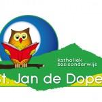 Logo voor 'St. Jan de Doper' (= 1 van  24 basisscholen)