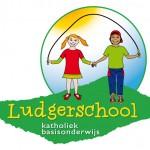 Logo voor de 'Ludgerschool' (= 1 van  24 basisscholen)