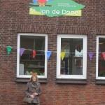 Onthulling Gevelbord 'St. Jan de Doper'