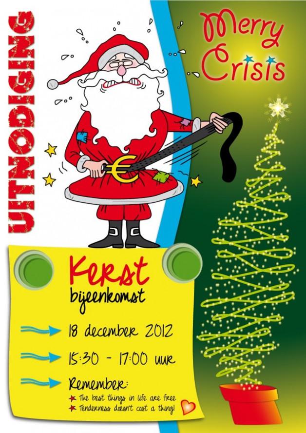 Uitnodiging Kerstbijeenkomst