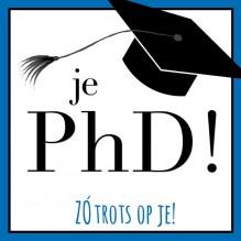 Geslaagd PhD 1