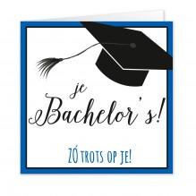 Geslaagd Bachelor's 1