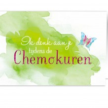 Chemo 7: UITVERKOCHT!