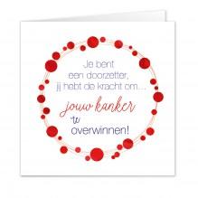 Doorzetter/Overwinnen(UITVERKOCHT!)