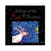 Kerst 8: RudolfMagic (Engels)