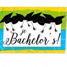 Geslaagd Bachelor's 3