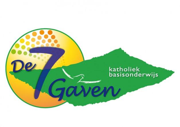 Logo 'De Zeven Gaven'