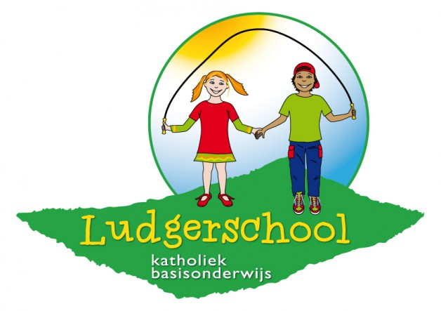 Logo 'Ludgerschool'