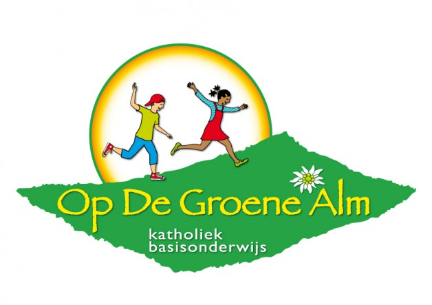 Logo 'Op De Groene Alm'
