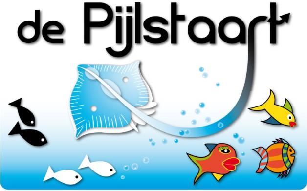 Logo-proef voor basisschool 'de Pijlstaart'